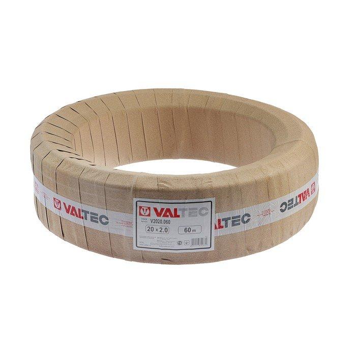Труба металлопластиковая VALTEC, 20 х 2 мм, бухта 60 м фото