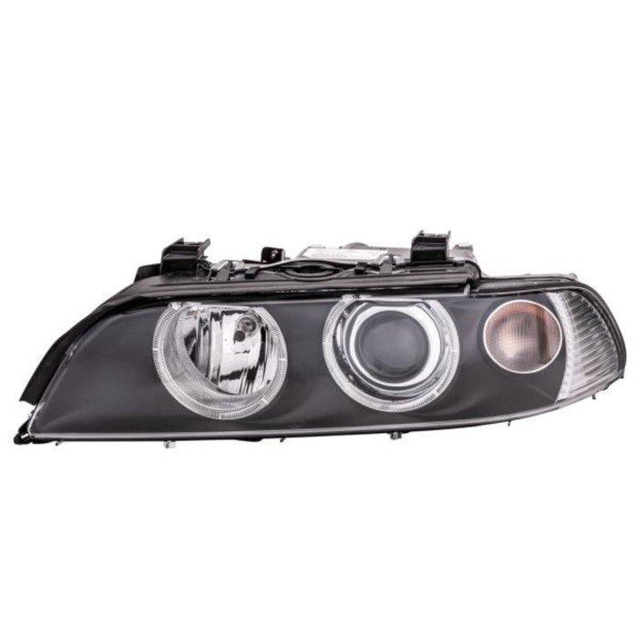 Фара головного света на BMW 5-сер (E39) 09/00-н.в., Ксенон (D2S/Н7), левая, 1EL 008 052-571 фото