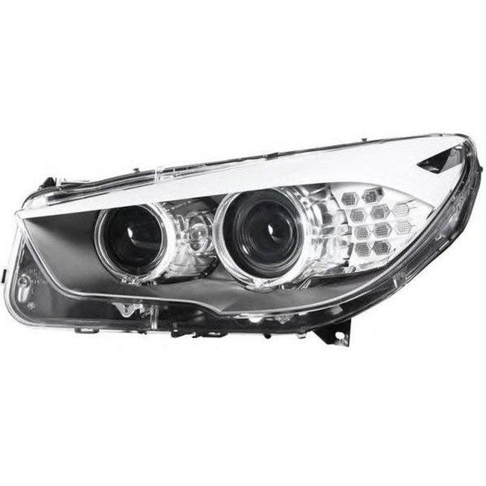 Фара головного света на BMW 5-сер (F07GT) 03/10- н.в., Би-Ксенон (D1S/H7; без блоков и ламп), левая, 1ZS 010 130-611 фото