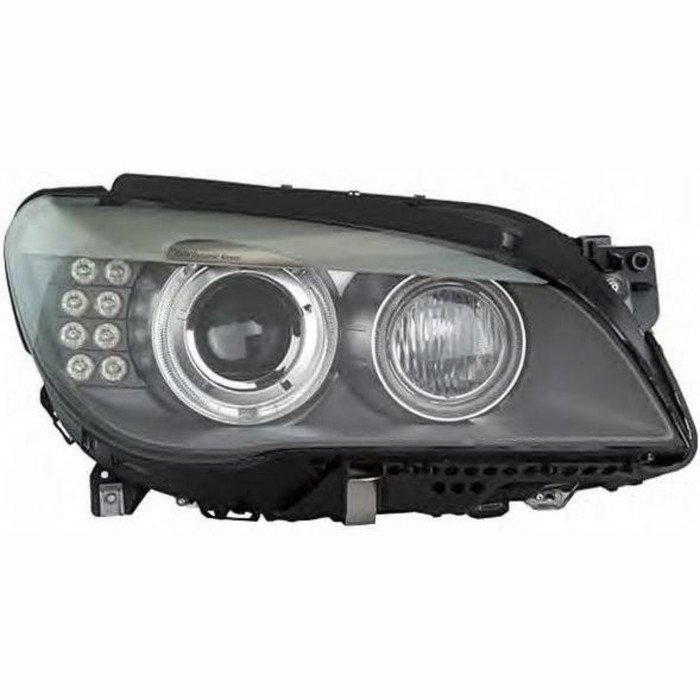 Фара головного света на BMW 7-сер (F01, F02) 02/08-12/15 Би-Ксенон (D1S/H8; Кэ; дин/мод; LED-пов.), левая, 1ZS 354 690-011 фото