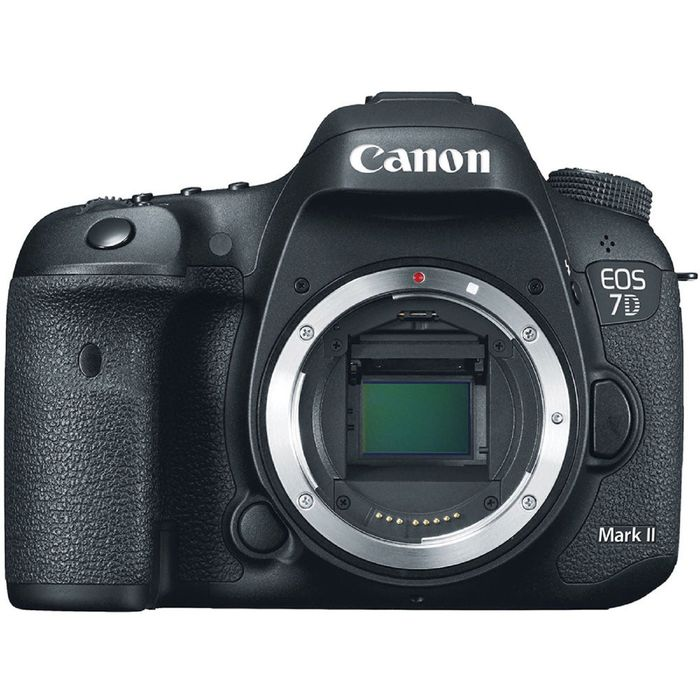 Зеркальный Фотоаппарат Canon EOS 7D Mark II Body черный 20.2Mpix фото