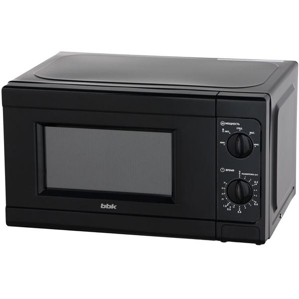 Микроволновая печь BBK 20MWS-709M/B черный фото