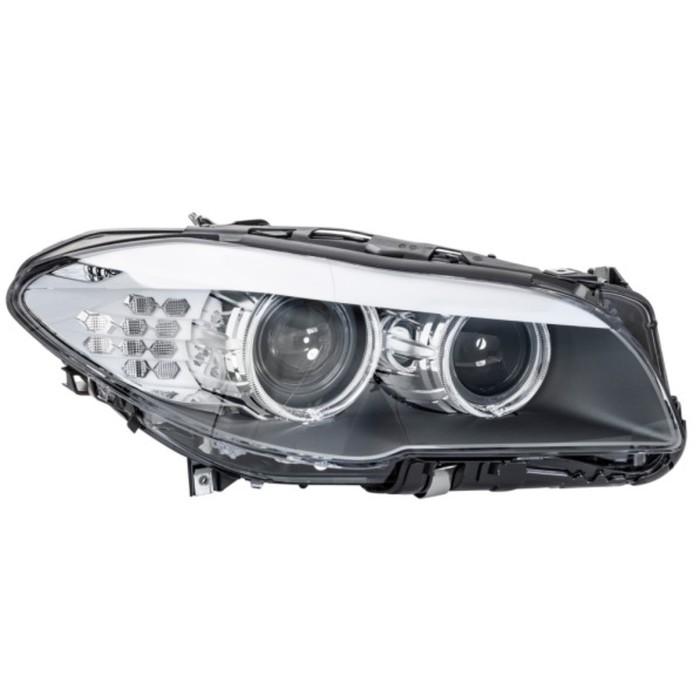 Фара головного света на BMW 5-сер (F10, F11) 03/10- н.в., Би-Ксенон (D1S; без блоков и ламп), левая, 1EL 010 131-511 фото
