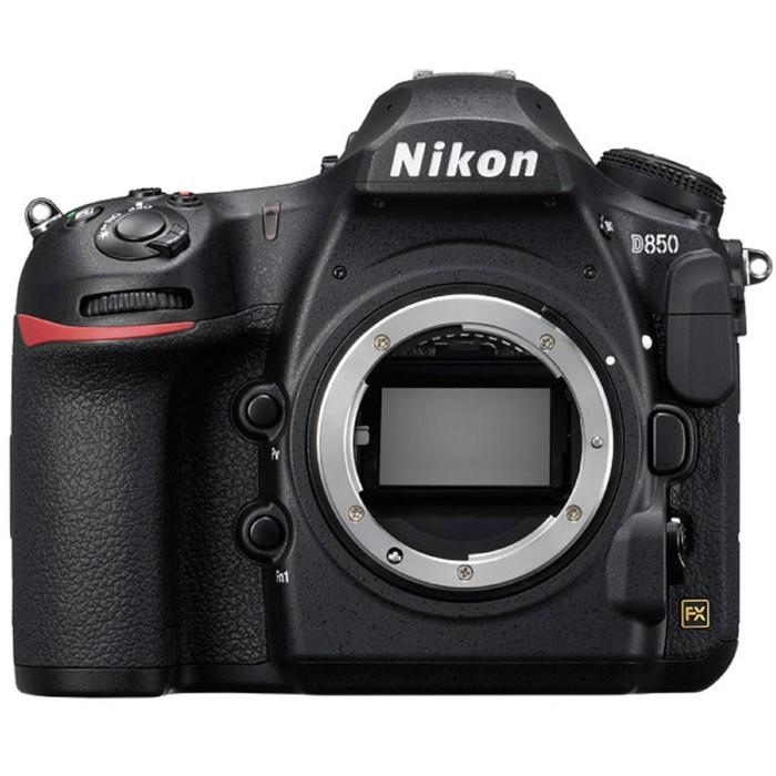 Зеркальный Фотоаппарат Nikon D850 BODY, 45.7мп, 4К, 3