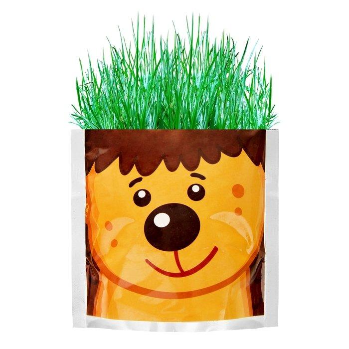Растущая трава