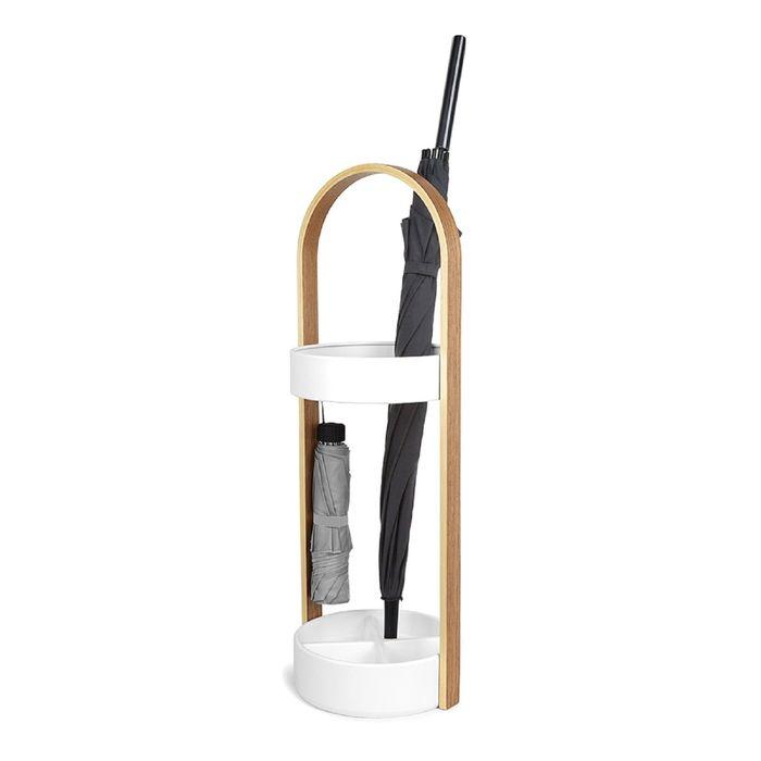 Подставка для зонтов HUB, белый фото