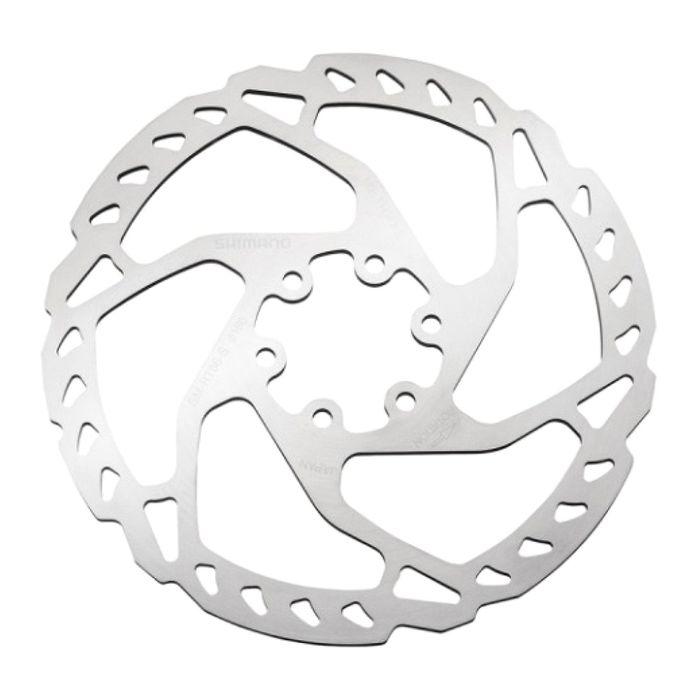 Купить со скидкой Тормозной диск Shimano RT66, 160 мм, 6-болт