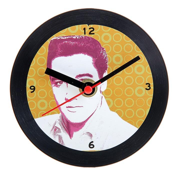 Часы настольные Элвис Пресли