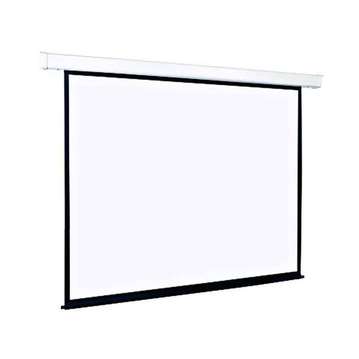 Экран Cactus 180x180 Wallscreen CS-PSW-180x180 1:1, настенно-потолочный, рулонный фото