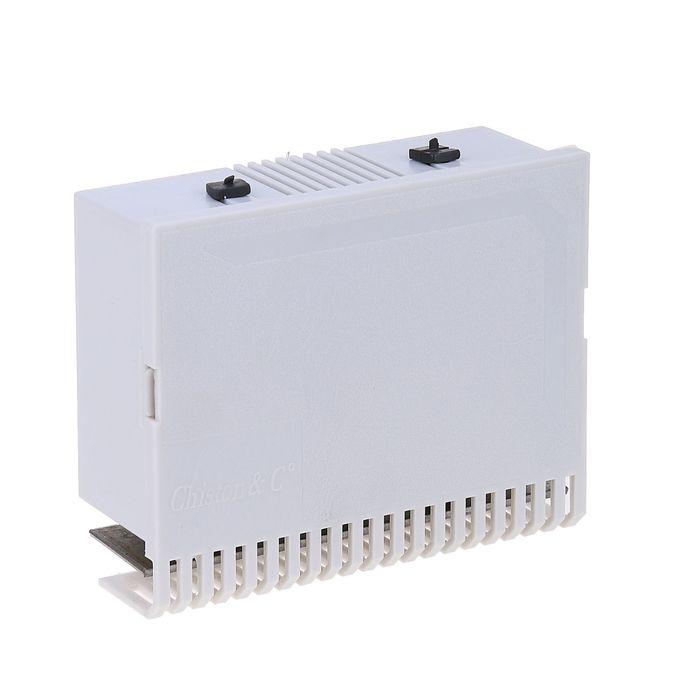 Звонок электрический Чистон МВ 220, двухтональный, 220 В, проводной фото