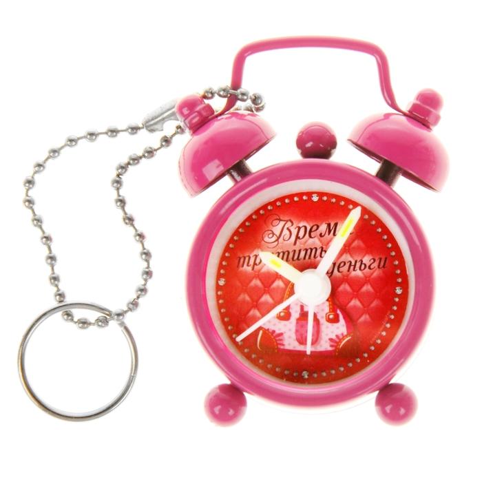 Мини-будильник Время тратить деньги