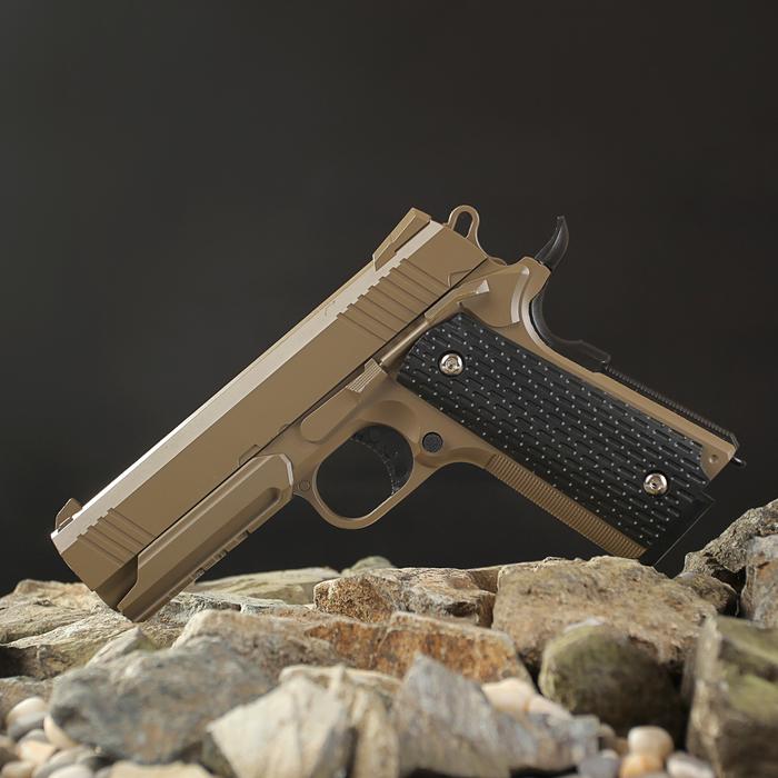 Пистолет пневматический пружинный Galaxy Colt 1911 PD G.25, кал. 6 мм фото