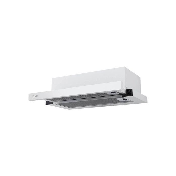 Вытяжка Lex HUBBLE 600 WHITE (600 мм, Белый) фото