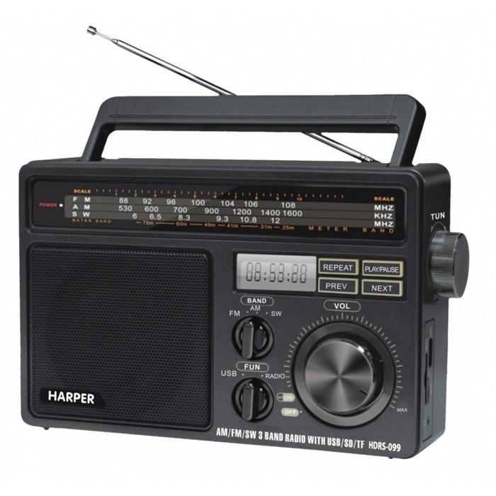 Радиоприемник Harper HDRS-099 фото