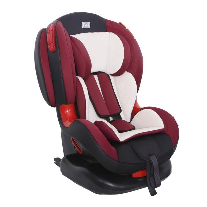 Автокресло  Premier Isofix Smart Travel, группа 1-2, цвет красный фото