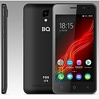 Смартфон BQ S-4500L Fox LTE Black