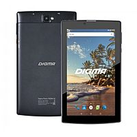 "Планшет Digma Plane 7552M 3G MT8321 1Gb/16Gb 7"" 1024x600 3G Android 7.0 2Mp/0.3Mp черный"