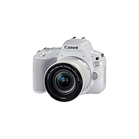 Фотоаппарат CANON EOS 200D 18-55 IS STM White 24Mpix/SDHC,SDXC/Wi-Fi/NFC/Full HD/3""