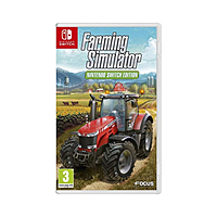 Nintendo Switch: Farming Simulator