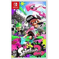 Nintendo Switch: Splatoon 2