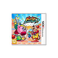 Nintendo 3DS: Kirby Battle Royale.