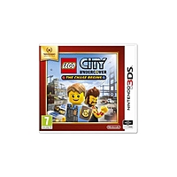 Nintendo 3DS: LEGO City Undercover: The Chase Begins.