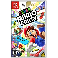 Nintendo Switch: Super Mario Party