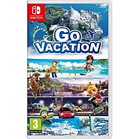 Nintendo Switch: Go Vacation