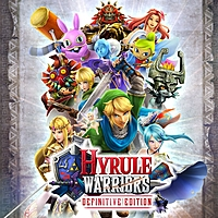 Nintendo Switch: Hyrule Warriors: Definitive Edition