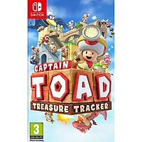 Nintendo Switch: Captain Toad: Treasure Tracker
