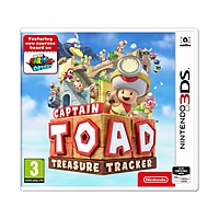 Nintendo 3DS: Captain Toad: Treasure Tracker