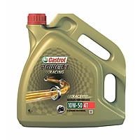 Масло моторное Castrol Power 1 Racing 4T 10W-50, 4 л