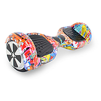 "Гироскутер 6,5"" Hoverbot A-3 LIGHT, цвет cartoon multicolor"